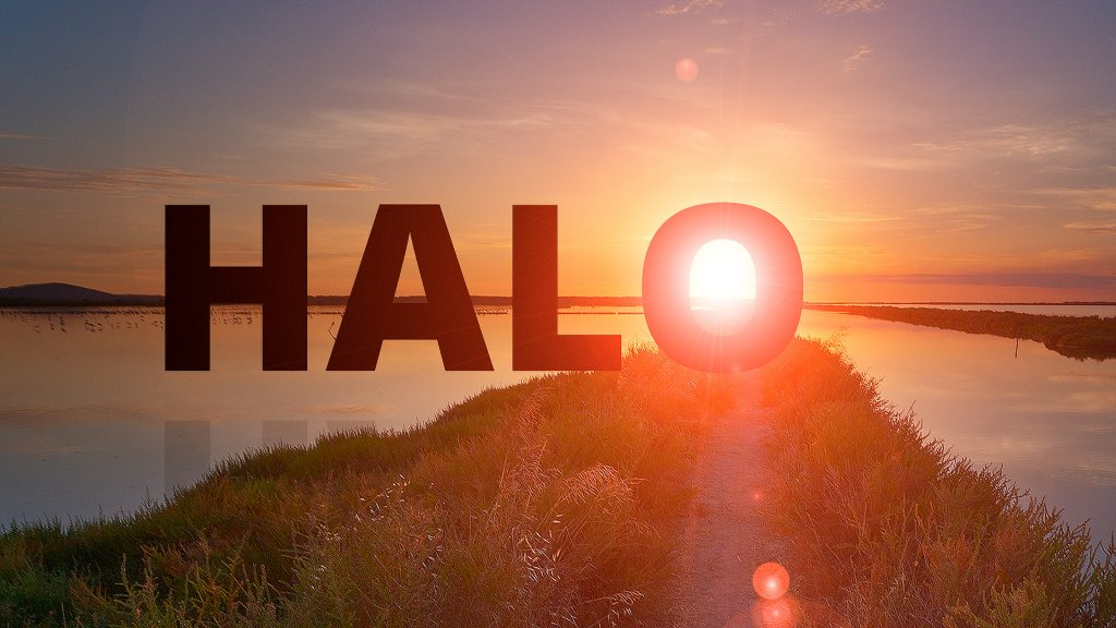 Halo Photoshop