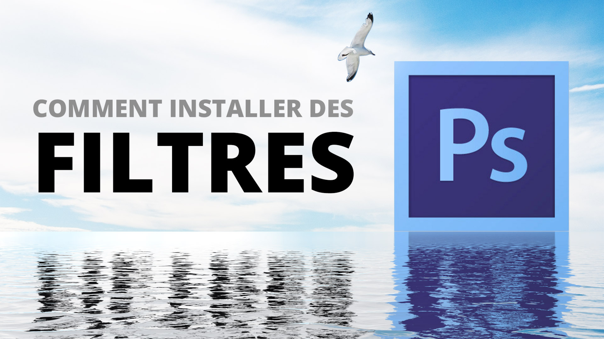 Filtres photoshop