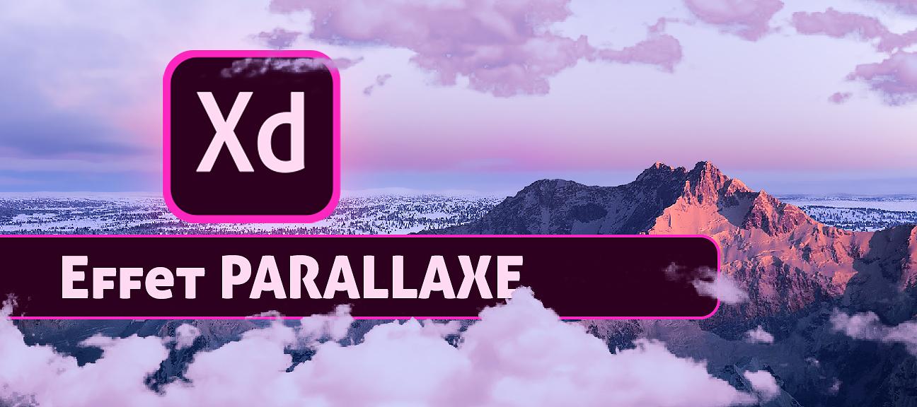 Effet de parallaxe XD