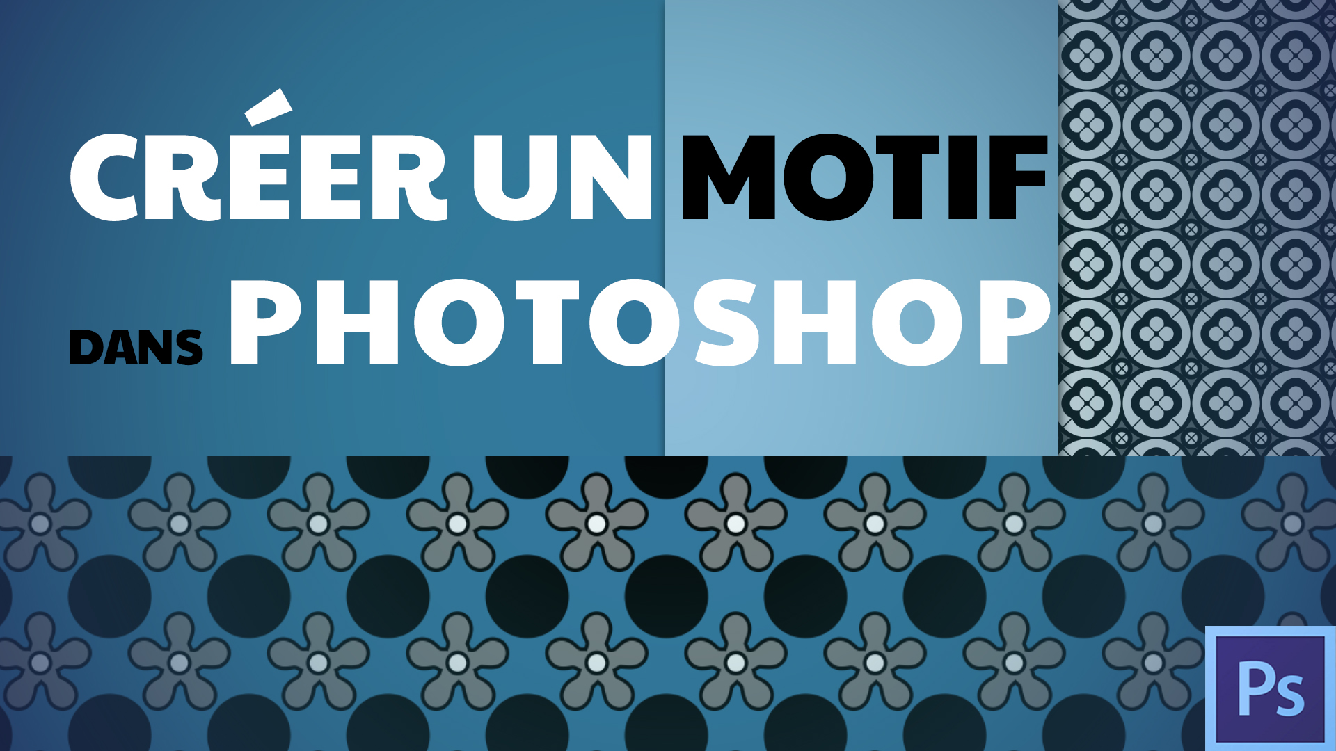 Motifs Photoshop
