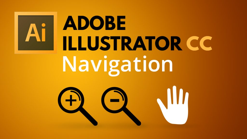 Comment naviguer dans un document Illustrator