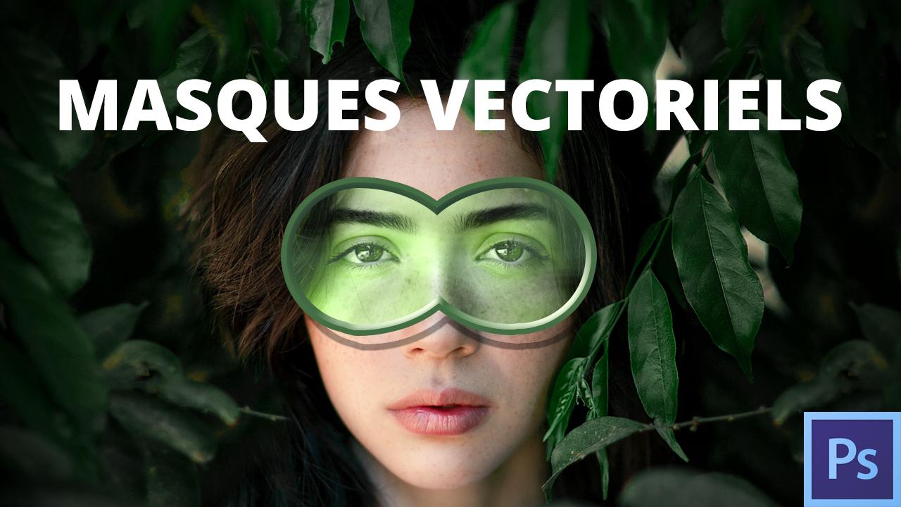 Les masques vectoriels dans Photoshop