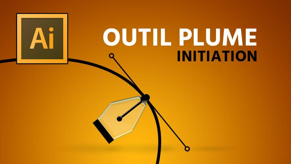 L'outil_plume Illustrator