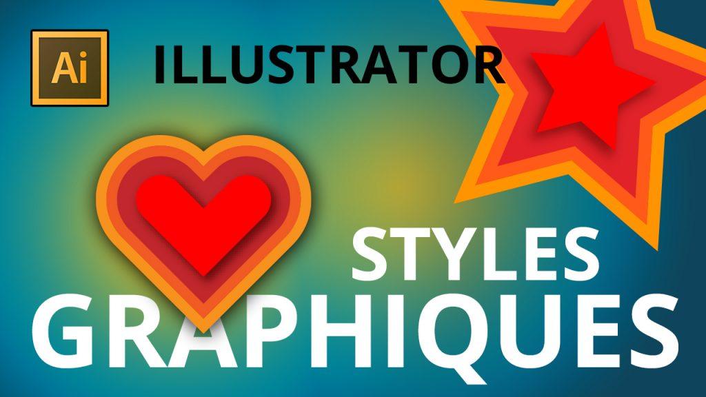 Les styles graphiques dans Illustrator