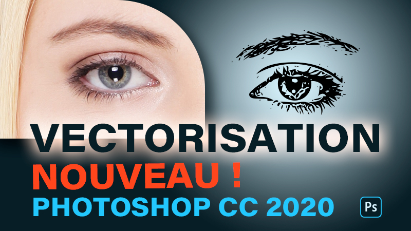 Créer à partir d'une image dans Photoshop CC 2020