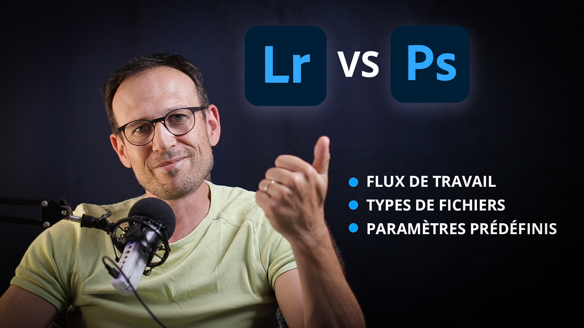 Qu'elle est la différence entre Lightroom et Camera Raw ?