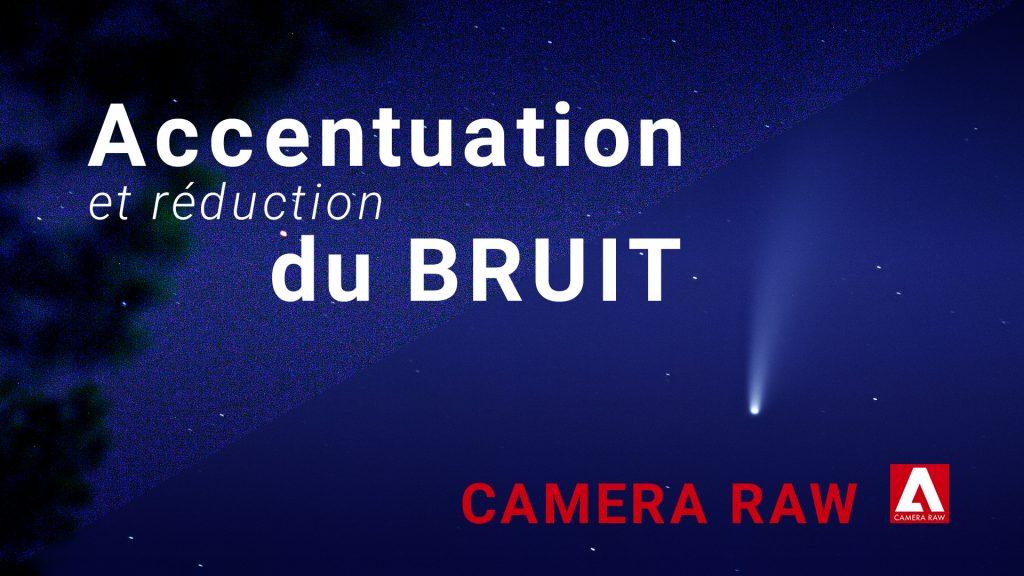 Comment régler la netteté et réduire le bruit dans Camera Raw