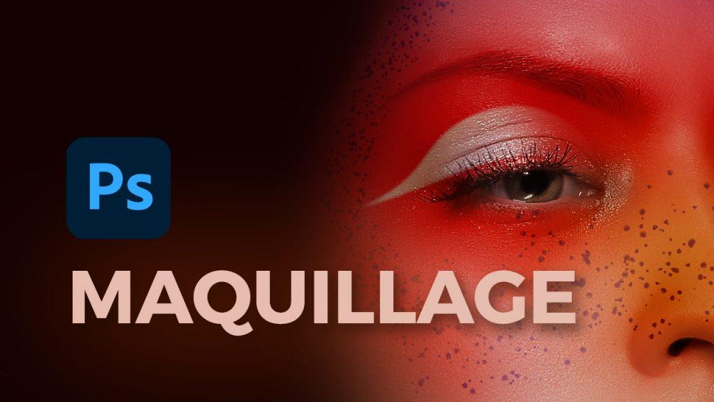 Comment ajouter du maquillage dans Photoshop