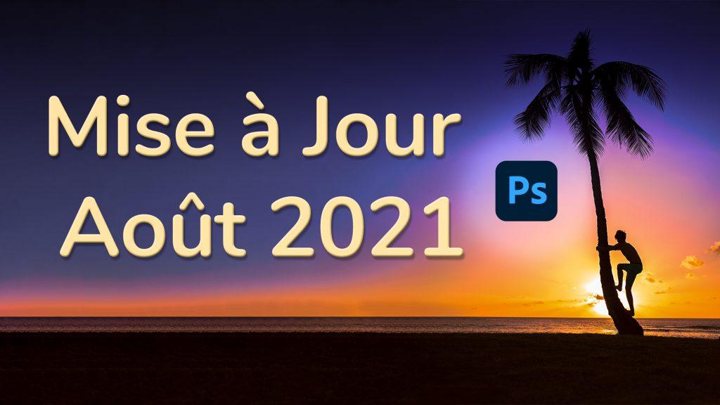 Mise à jour Photoshop CC 2021